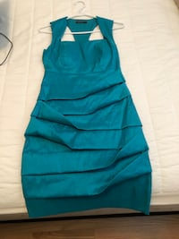 Suzy Shier blue dress Brampton, L7A 3K2