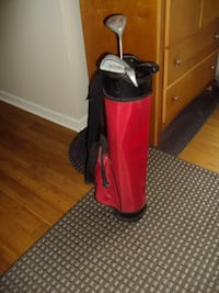 Golf Clubs & Bag for Child