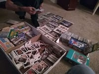 Sports cards for sell:NLB,NFL ANB MLB Phoenix, 85033
