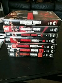 1st 7 seasons of Criminal Minds  Yahk, V0B 2P0
