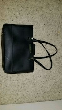 black leather 2-way handbag Ashburn, 20147