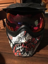 paint ball mask with visor Union, 07083