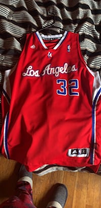 Blake Griffin Clippers Jersey 43 mi