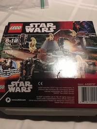 Lego Star Wars Droids battle pack New Market, 21774