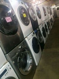 Front load washer and dryer excellent condition  Baltimore, 21223