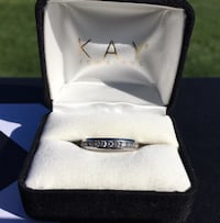 Kay's Engagement/wedding ring set Fountaintown, 46130