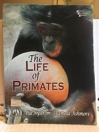 """""""The Life of Primates"""" by Pia Nystrom and Pamela Ashmore Martinsburg, 25403"""