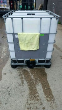 IBC storage tote tank- 350 gallons Pittsburgh, 15219