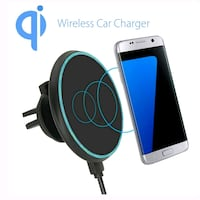 Brand New Magnetic Wireless Car Charger in box Richmond Hill, L4B 1A7