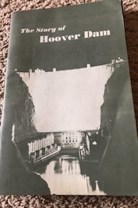 The story of Hoover Dam 拉斯维加斯, 89139