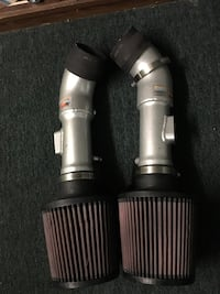 two K&N air filters 226 mi