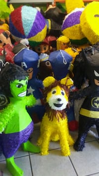 yellow and blue plush toy San Antonio, 78237