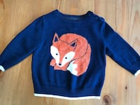 6-12 Month Baby GAP Sweater