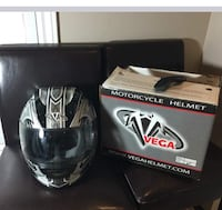 Brand new never been used. Helmet size large Brampton, L7A
