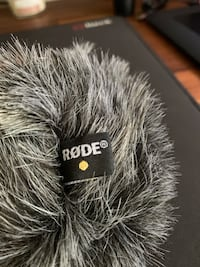 Rode WS9 microphone windshield