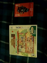 Nintendo 3DS game and Card Frankfort, 40601