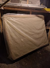 Queen size box spring