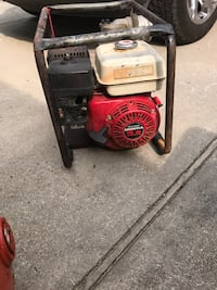 5.5hp Honda trash pump Huntington Station, 11746