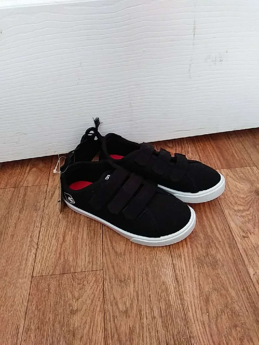Letgo Pair Of Black Skate Shoes In Balm Fl