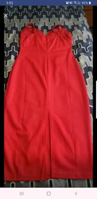 Sexy red dress size 8 Lake Ridge, 22192
