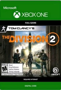 Tom Clancy'S The Divison 2 Xbox One Key Istanbul
