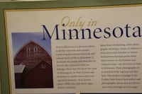 •Only in Minnesota••Autograph by Author•• Maplewood, 55109