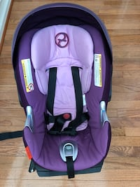 2 Cybex Aton Q carseat (each for $180) Chantilly, 20152
