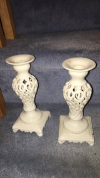 two candle holders  Mississauga