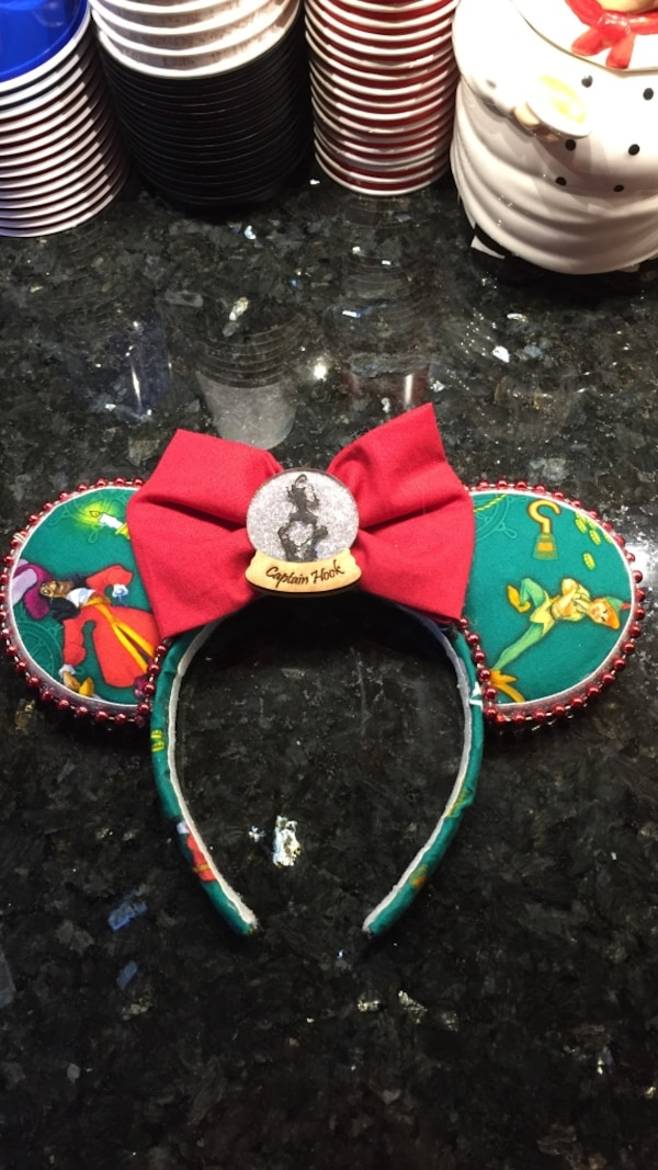 e9596ebf4b14c Used Disney s Peter Pan mouse ears for sale in Martinez - letgo