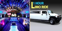 Wedding package limousine  Mississauga, L5B 3Y4
