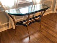 Table Console - Accent Table
