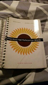 Writing guide textbook Greenville, 27834