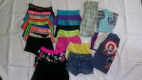 Lot of 15-Girls Shorts