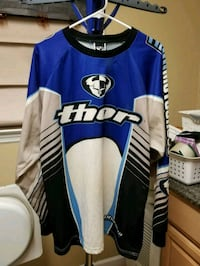 Thor motocross jersey (men's size large) Greencastle, 17225