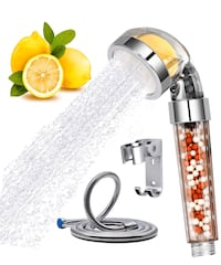Brand new Shower Head Filter Vitamin C Ionic High Pressure Handheld  马卡姆, L6E 2C4