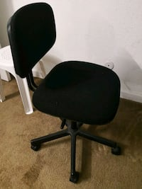 black and gray rolling chair Stockton, 95210
