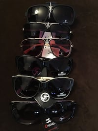 Designer Sunglasses 70$ each Boston, 02121