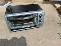 black and decker toaster oven works great SPRINGFIELD