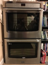 """Maytag.     ( MEW960ds) 30"""" stainless double electric walk oven / convection     ( THIS UNIT IS NEW OUT OF BOX).  All the features & specification is on google. NO SHIPPING   PICK UP AT WOODBRIDGE VA 22191 Woodbridge, 22191"""