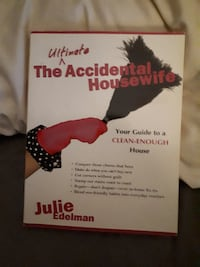 THE ULTIMATE ACCIDENTAL HOUSEWIFE BOOK BY BEST SELLER AUTHOR JULIE EDELMAN