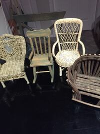 Miniature chair collection Langley, V3A 8T4