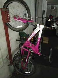 Almost new kids Raleigh bicycle  Burlington, L7M