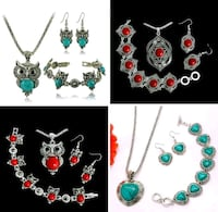 PRE NEW YEARS SALE!!! 3 Piece GEMSTONE Jewelry Set Hollywood, 33024