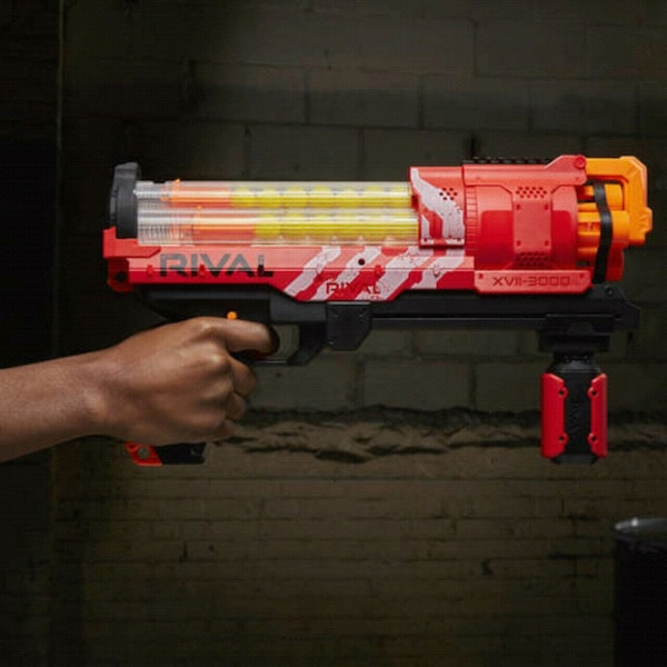 Nerf Artemis XVII-3000 Red + Face mask