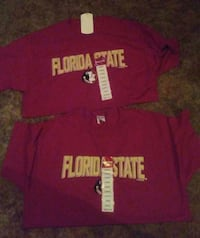 2 brand new fl state tshirts size large Melrose, 32666