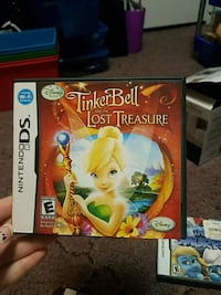 Nintendo DS Tinker Bell and the Lost Treasure Johnson City, 37601