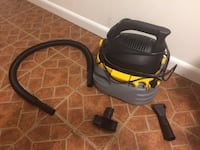 Stinger Wet/dry Vac