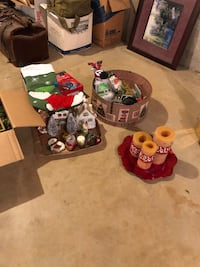 2 Rooms of Household and Holiday Treasures Herndon, 20170