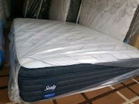 New luxury queen europillowtop, delivery available Edmonton, T5E 4B7