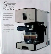 Espresso machine Langley, V1M 2E7